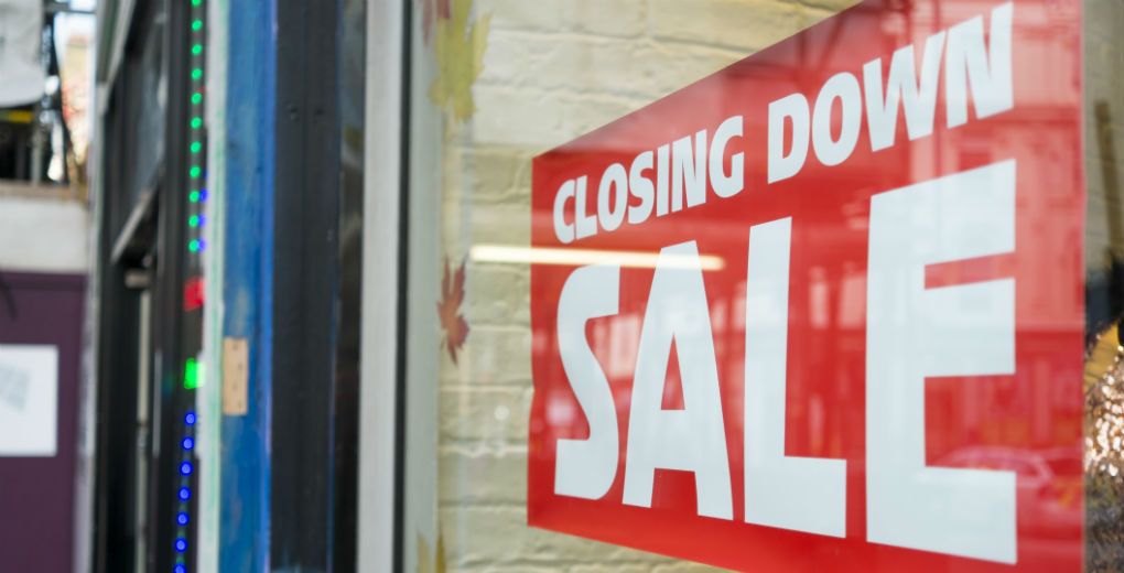 14 high street shops close every day, PwC report says